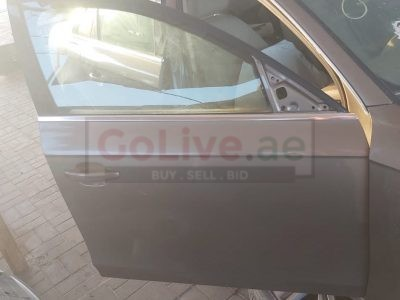 AUDI A4 2009 TO 2012 FRONT RIGHT PASSENGER DOOR COMPLETE ASSEMBLY ( Genuine Used AUDI Parts )