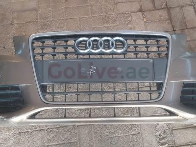 AUDI A4 2009 TO 2012 FRONT BUMPER COMPLETE PART NO 8K0807437A ( Genuine Used AUDI Parts )