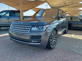 Range Rover Supercharged 2018 AED 225,000, Good condition, Full Option, US Spec, Sunroof, Fog Lights, Negotiable