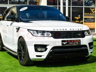 Range Rover Sport 2014 AED 165,000, GCC Spec, Good condition, Warranty, Full Option, Turbo, Sunroof, Lady Use, Navigation System,