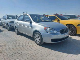 Hyundai Accent 2010 AED 9,500, GCC Spec, Negotiable