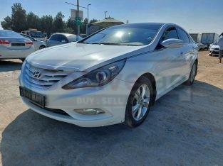 Hyundai Sonata 2012 AED 20,000, GCC Spec, Sunroof