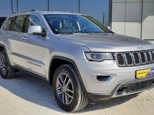 Jeep Grand Cherokee 2019 AED 133,000, GCC Spec, Good condition, Warranty, Full Option,