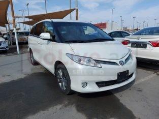 Toyota Previa 2018 AED 48,000, GCC Spec, Negotiable