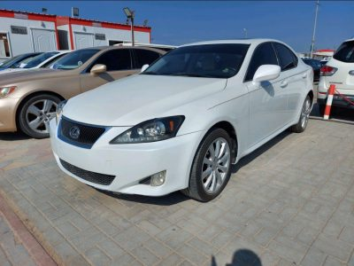 Lexus IS-Series 2008 AED 25,000, Good condition, Full Option, US Spec, Navigation System, Negotiable
