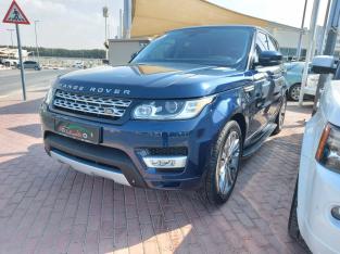 Range Rover Sport 2015 AED 125,000, GCC Spec, Good condition, Full Option, Sunroof, Fog Lights, Negotiable