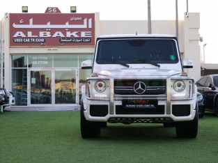 Mercedes Benz G-Class 2014 AED 185,000, GCC Spec, Good condition, Full Option, Turbo, Navigation System, Fog Lights, Negotiable