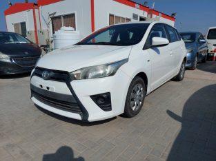 Toyota Yaris 2016 AED 25,000, GCC Spec, Good condition, Negotiable