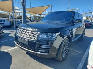 Range Rover Autobiography 2017 AED 290,000, GCC Spec, Good condition, Full Option, US Spec, Turbo, Navigation System, Negotiable