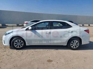 Toyota Corolla 2016 AED 38,000, GCC Spec, Good condition, Full Option, Fog Lights, Negotiable