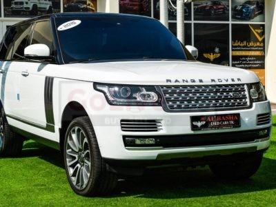 Range Rover Vogue 2014 AED 245,000, GCC Spec, Good condition, Full Option, Sunroof, Navigation System, Fog Lights