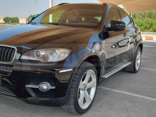 BMW X6 2010 AED 44,000, GCC Spec, Full Option, Turbo, Sunroof, Navigation System, Fog Lights, Negotiable