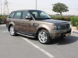 Range Rover Sport 2013 AED 69,000, GCC Spec, Good condition, Full Option