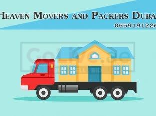 Heaven movers and packers Dubai House movers Dubai