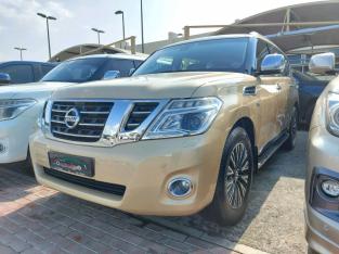 Nissan Patrol 2014 AED 105,000, GCC Spec, Full Option, Turbo, Sunroof,