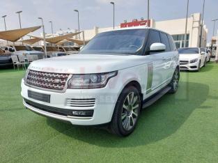 Range Rover Vogue 2016 AED 210,000, GCC Spec, Good condition, Full Option, Sunroof, Navigation System, Fog Lights, Full Service Re