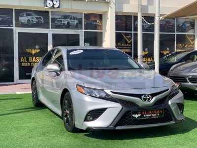 Toyota Camry 2019 AED 78,000, GCC Spec, Good condition, Full Option, Navigation System, Fog Lights