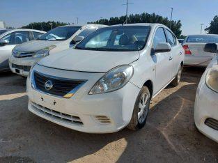 Nissan Sunny 2013 AED 12,000, GCC Spec