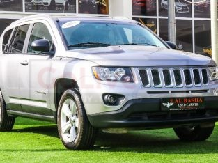 Jeep Compass 2017 AED 35,000, Good condition, Full Option, US Spec