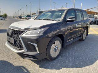 Lexus LX-Series 2020 AED 355,000, GCC Spec, Full Option