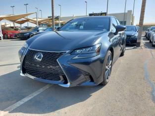 Lexus GS-Series 2018 AED 130,000, Good condition, Warranty, Full Option, US Spec, Sunroof