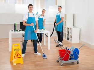Book your cleaner with us today!