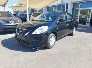 Nissan Sunny 2013 AED 13,000, GCC Spec, Negotiable