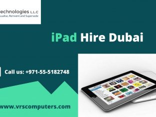 Latest iPads Available for Rent in Dubai UAE