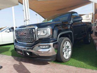 GMC Sierra 2016 AED 85,000, GCC Spec, Full Option, Fog Lights, Negotiable