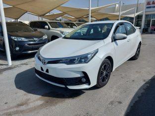 Toyota Corolla 2017 AED 39,000, GCC Spec, Full Option, Negotiable