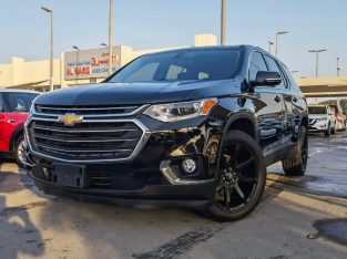Chevrolet Traverse 2019 AED 77,000, Good condition, Full Option, US Spec, Family, Navigation System, Fog Lights, Negotiable, Not U
