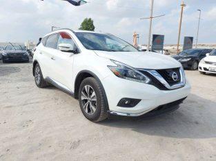 Nissan Murano 2018 AED 55,000, Good condition, Full Option, US Spec, Sunroof