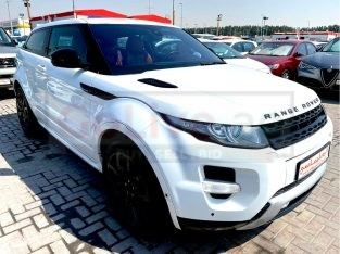Range Rover Evoque Coupe 2014 AED 75,000, GCC Spec, Good condition, Full Option, Sunroof, Navigation System, Fog Lights, Negotiabl
