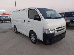 Toyota Hiace 2014 AED 43,000, GCC Spec, Negotiable