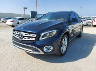 Mercedes Benz GLA 2019 AED 105,000, Good condition, Warranty, Full Option, US Spec, Fog Lights, Negotiable