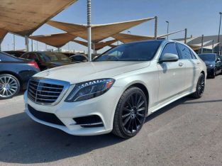Mercedes Benz S-Class 2015 AED 160,000, Good condition, US Spec, Sunroof, Fog Lights, Negotiable
