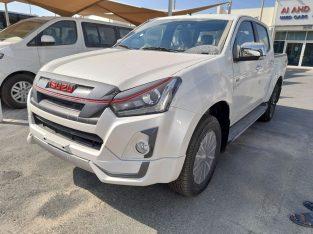 Isuzu D Max 2020 AED 93,000, GCC Spec