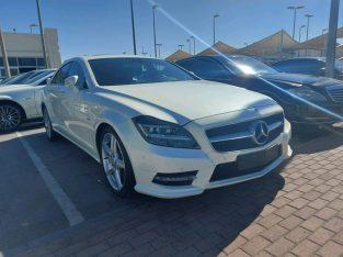 Mercedes Benz CLS-Class 2012 AED 65,000, GCC Spec, Good condition, Negotiable
