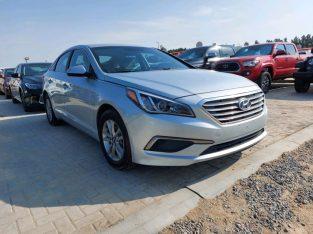 Hyundai Sonata 2017 AED 30,000, Good condition, US Spec, Negotiable