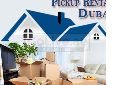 Pickup for rent in Dubai | Man with van Dubai