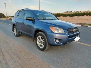 Toyota Rav 4 2012 AED 28,000, Full Option, US Spec, Family, Sunroof, Negotiable