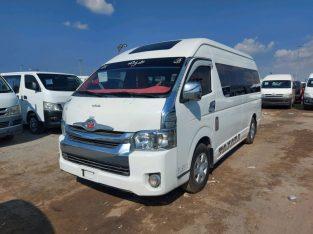 Toyota Hiace 2014 AED 57,000, GCC Spec, Negotiable