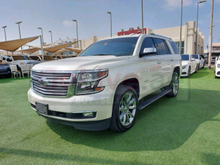 Chevrolet Tahoe 2015 AED 108,000, GCC Spec, Good condition, Full Option, Sunroof, Navigation System, Fog Lights, Negotiable