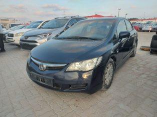Honda Civic 2008 AED 9,000, GCC Spec