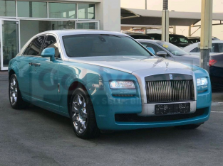 Rolls Royce Ghost 2014 AED 435,000, GCC Spec, Good condition, Full Option, Sunroof, Navigation System, Fog Lights, Negotiable,