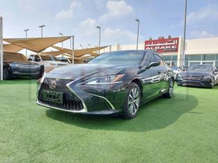 Lexus ES-Series 2020 AED 130,000, Good condition, Full Option, US Spec, Turbo, Navigation System, Fog Lights, Negotiable
