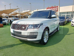 Range Rover HSE 2019 AED 340,000, GCC Spec, Navigation System, Fog Lights, Negotiable, Full Service Report
