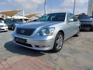 Lexus LX-Series 2006 AED 40,000,GCC Spec, Good condition, Full Option, Sunroof, Fog Lights, Negotiable