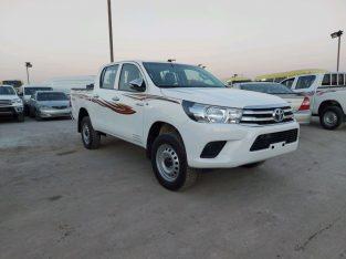 Toyota Hilux 2019 AED 84,000, GCC Spec, Negotiable