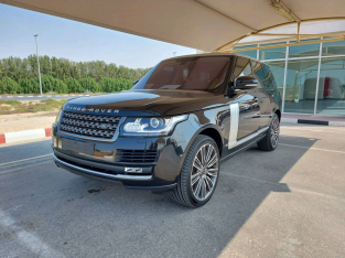 Range Rover Vogue 2015 AED 195,000, Good condition, Warranty, Full Option, Sunroof, Fog Lights, Full Service Report